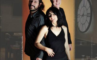 Trio Acoustique in concert at LE LOFT on Thursday, April 11, 2019