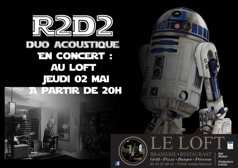 r2d2 in concert